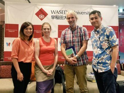Waseda Workshop 2019